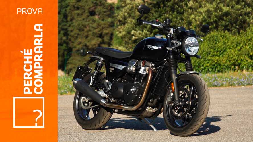 Triumph Speed Twin | Perché comprarla... E perché no