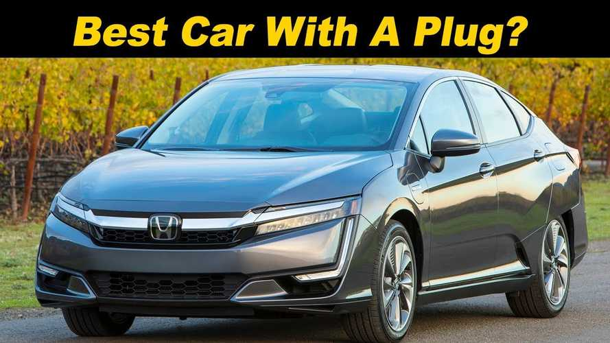 Is Honda Clarity PHEV The Best Plug-In In America? Full Review