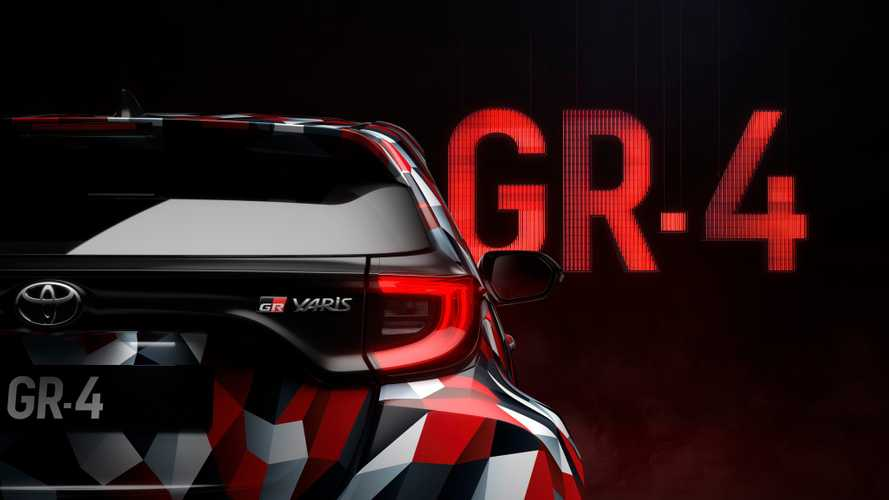 Toyota Yaris GR-4 Rumored To Pack Three-Cylinder Turbo Engine