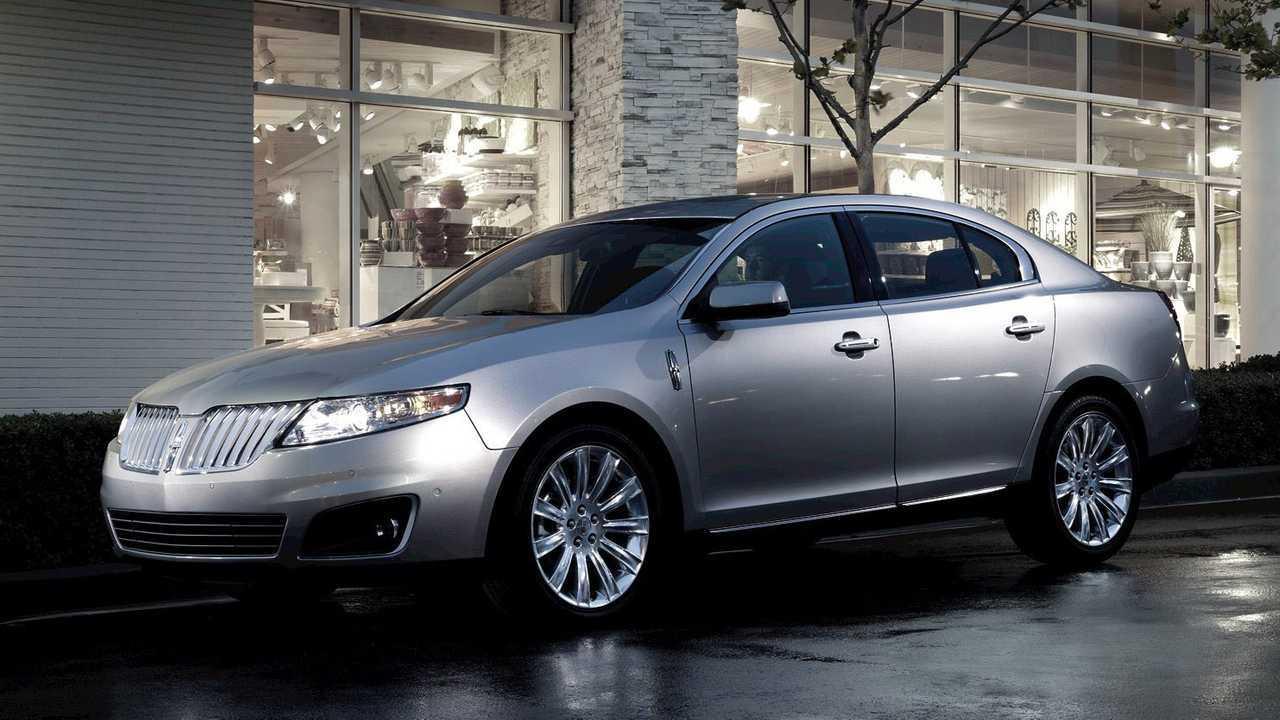 4. Lincoln MKS