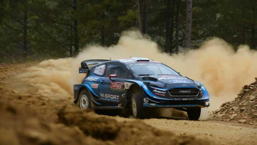 Ford ile 2019 Rally Turkey macerası