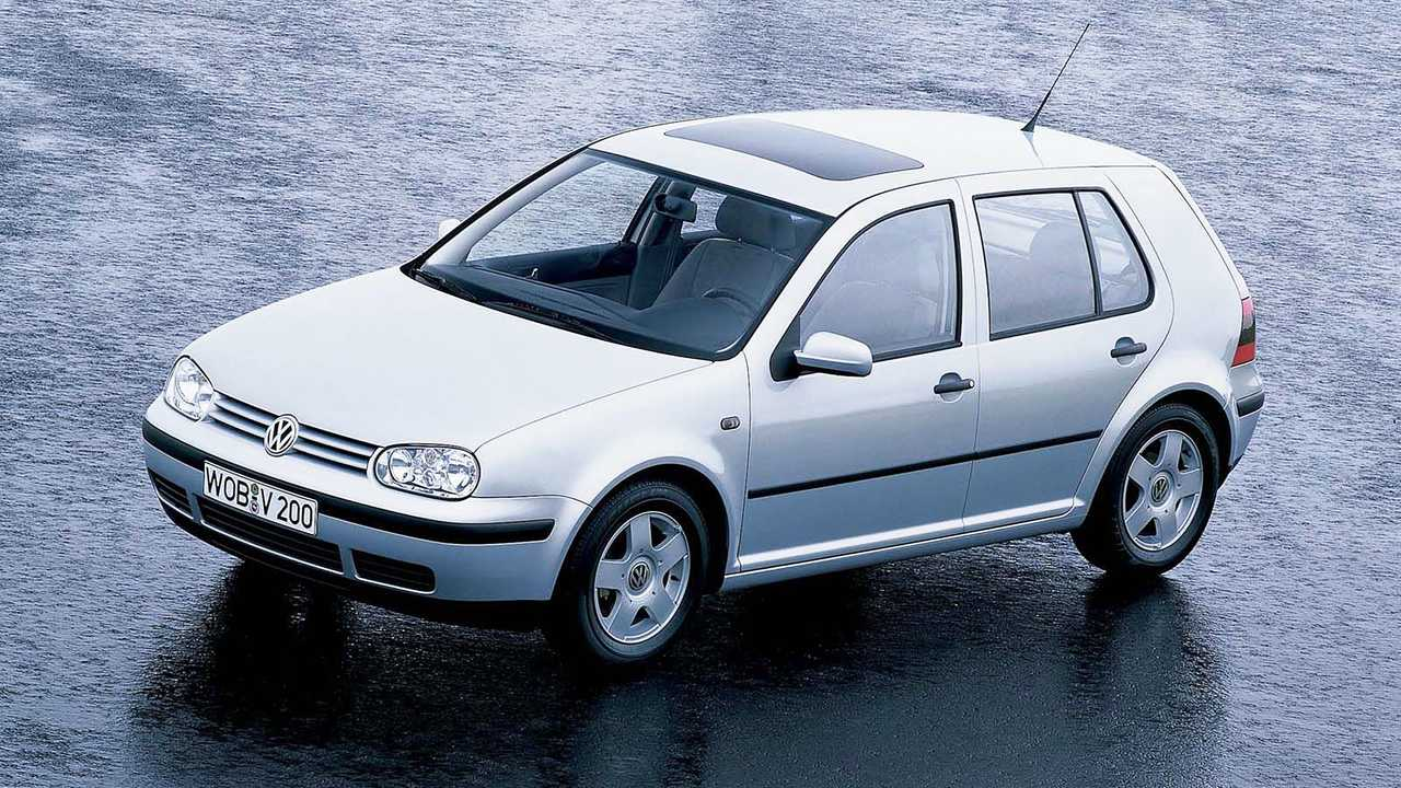Volkswagen Golf, l'usato