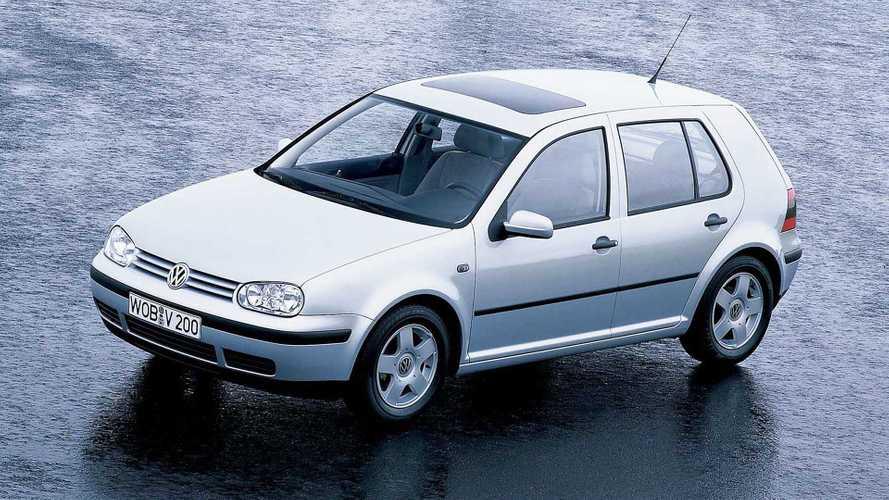 Volkswagen Golf usata, quanto valgono le varie generazioni