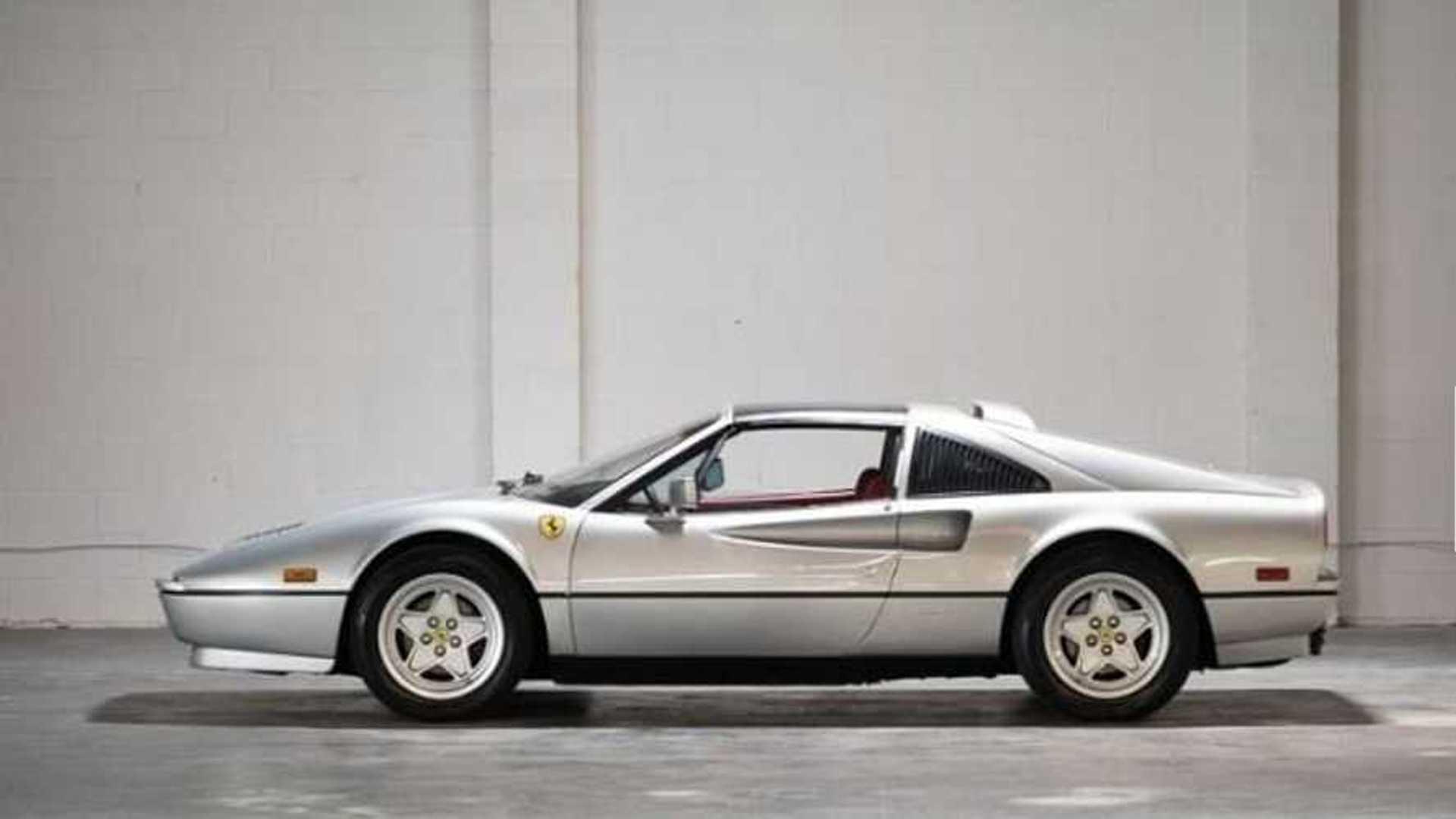 "[""1987 Ferrari 328 Is Old-School Cool""]"