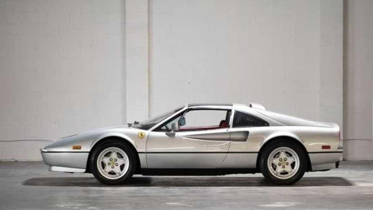 1987 Ferrari 328 Is Old-School Cool