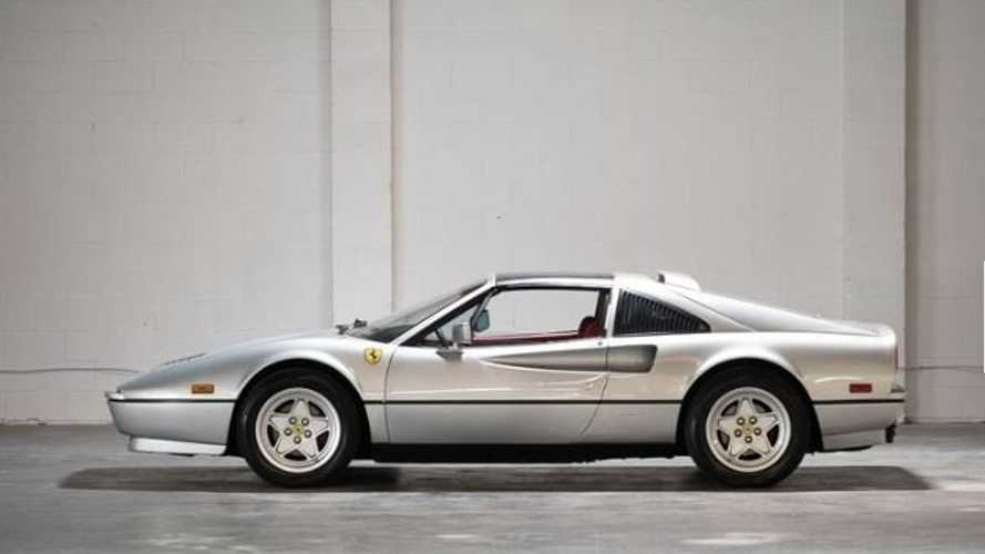 1987 ferrari 328 is old school cool