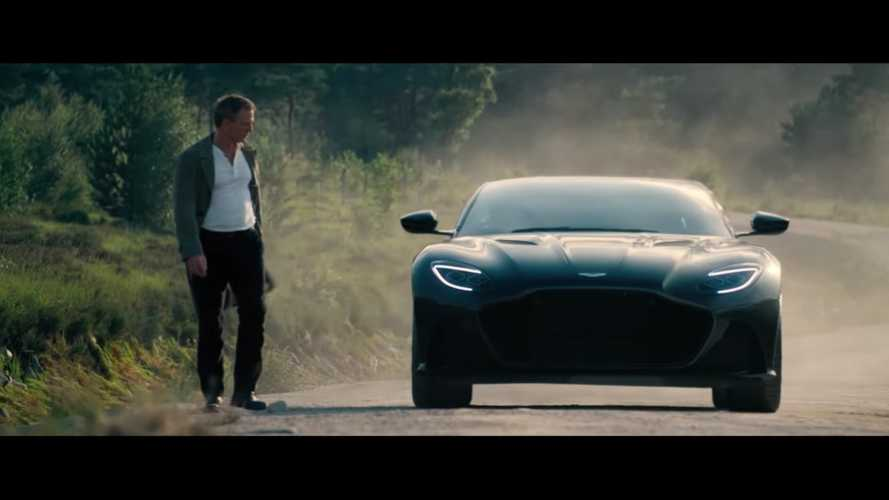No Time To Die, il trailer svela le Aston Martin di James Bond