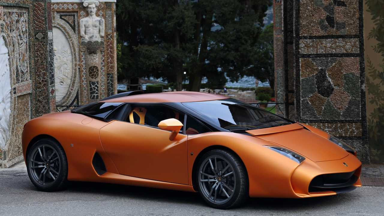2014 Lamborghini 5-95 Zagato: Supercar Revisited