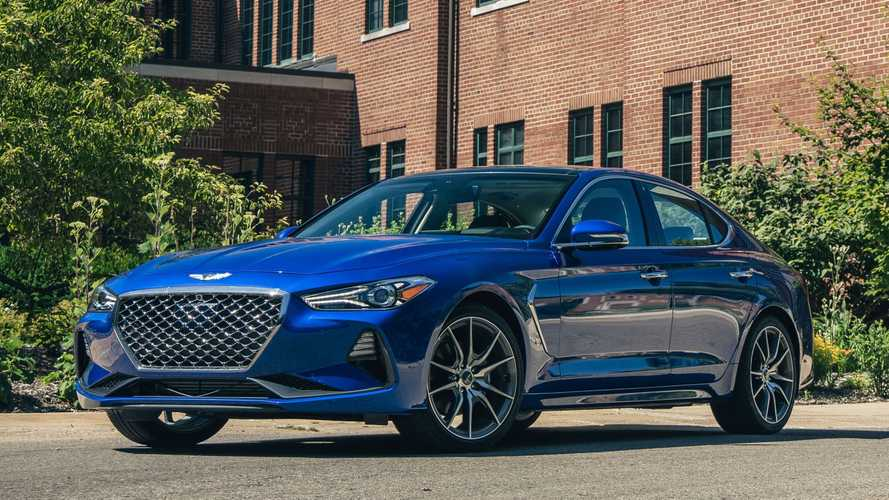 You Can Lease Genesis G70 For Same Price As Chevy Malibu Right Now