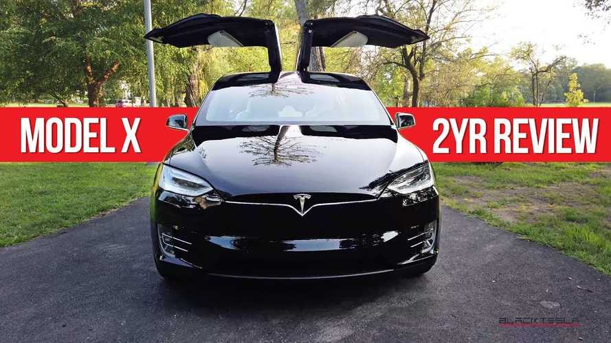 Tesla Model X 2-Year Review: The Good & The Bad For This Electric SUV