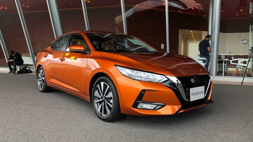 Vídeo: Mostramos o novo Nissan Sentra 2020 em detalhes