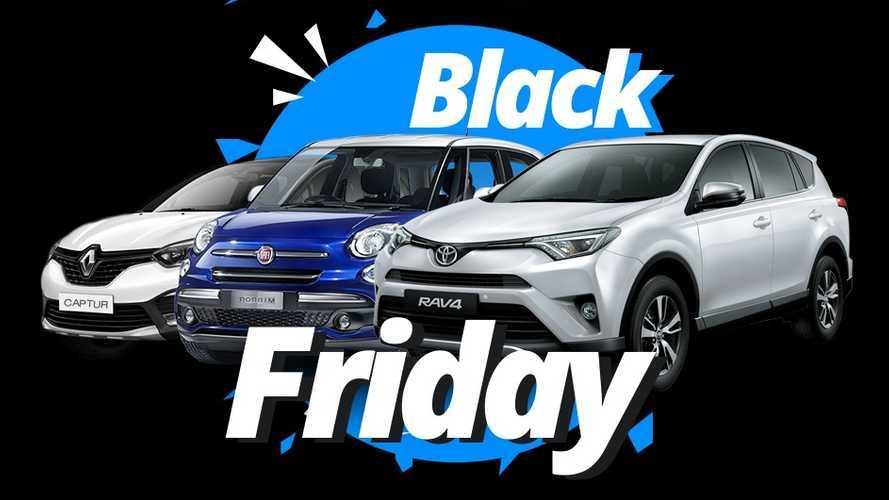 Promozioni auto, tutti gli sconti per il Black Friday 2019