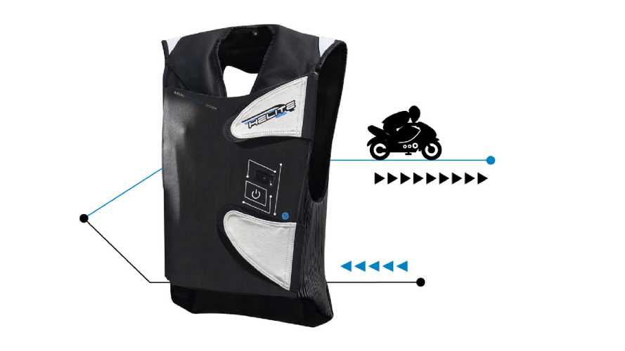 Motorcycle Gear Company Helite Introduces Electronic Airbag Management