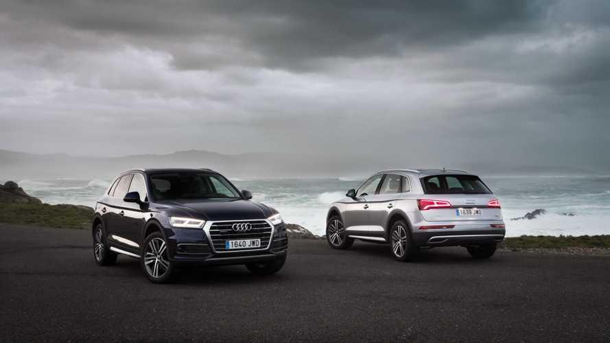 Без малого 10 тысяч Audi могут остаться без накладок