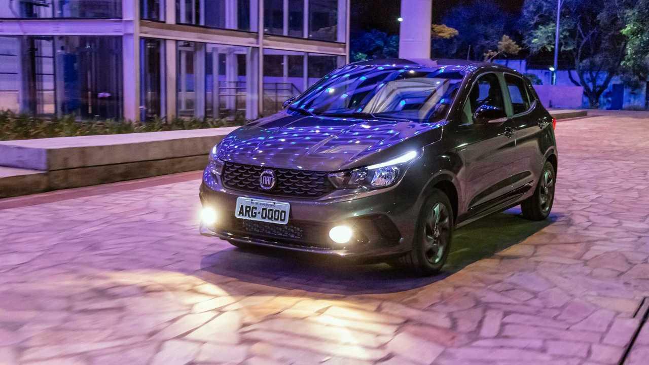 Fiat Argo S-Design