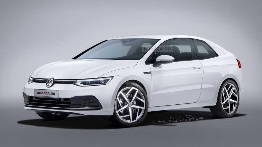 ¿Y si resurgiese el Volkswagen Corrado? Este render nos hace soñar