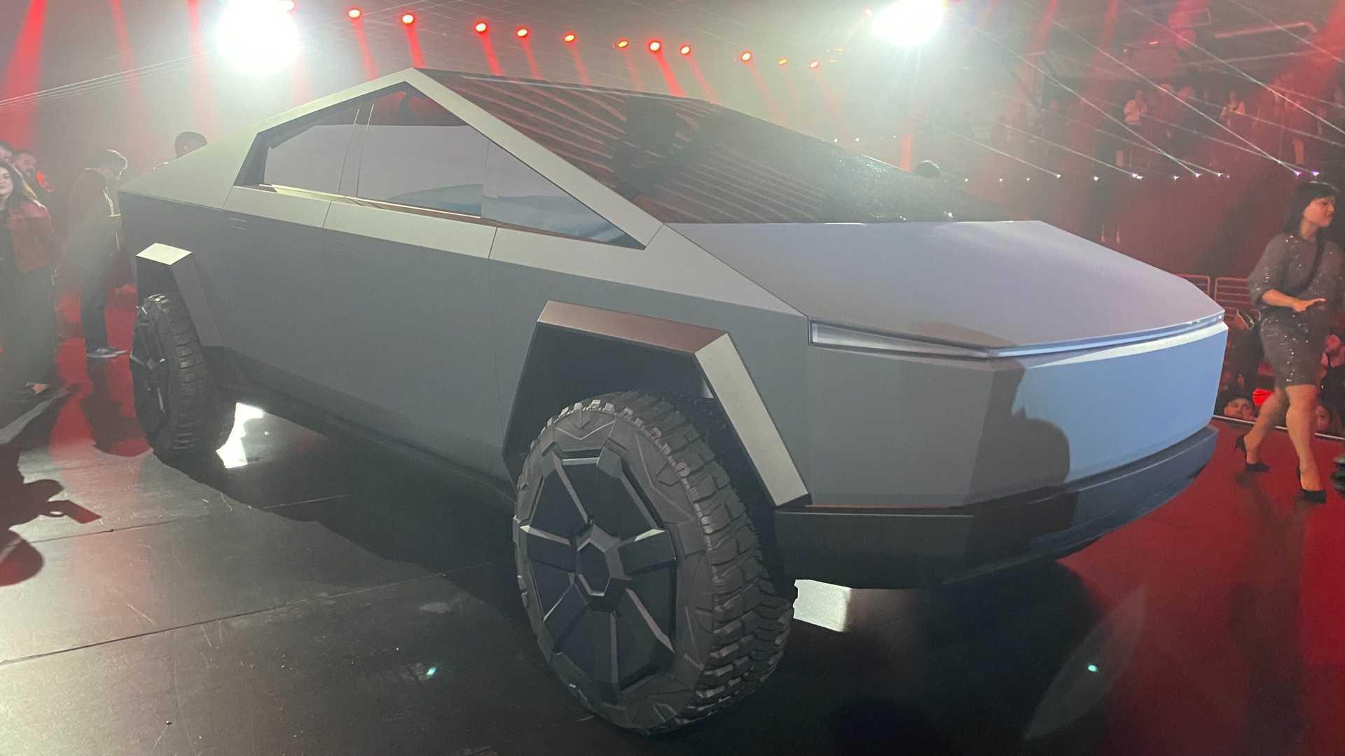 Tesla Cybertuck