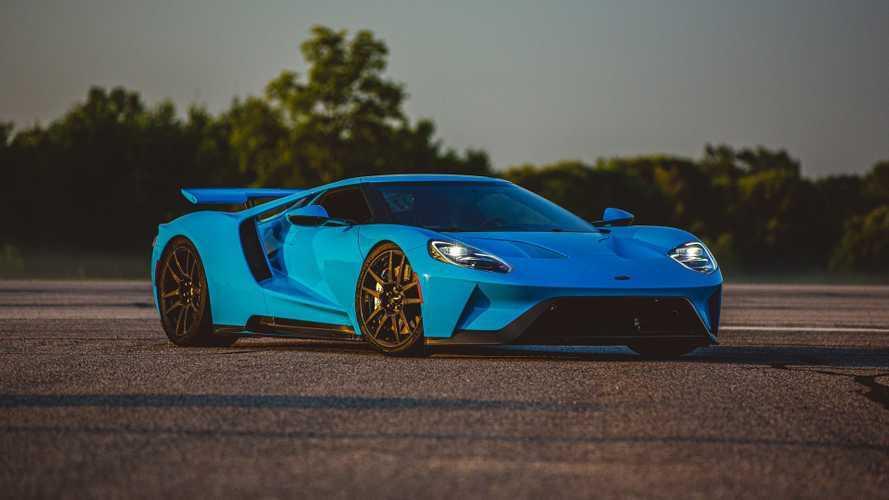 Une Ford GT aux enchères à plus d'un million d'euros ?