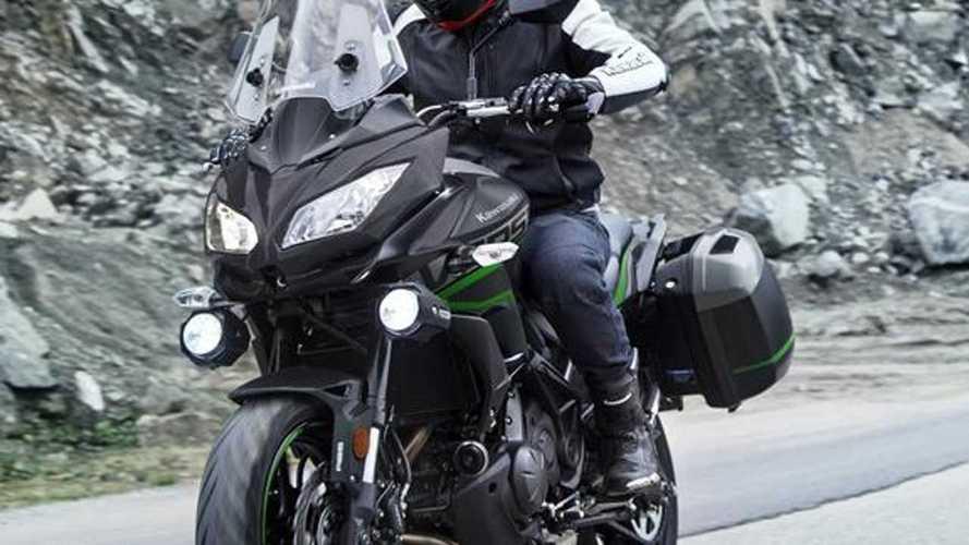 Kawasaki Versys 650 e 1000, ecco la promozione invernale