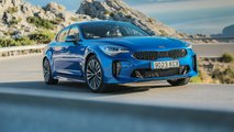 Kia Stinger GT-Line global version