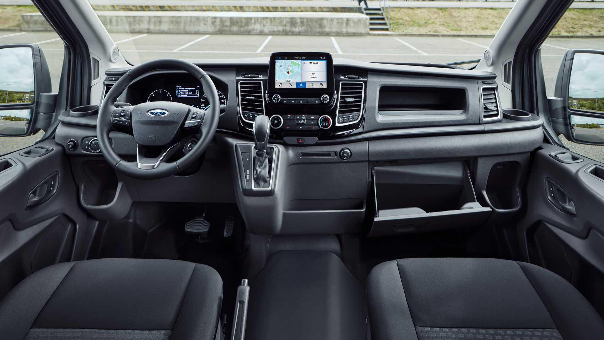 Ford Transit 2020 Alles Zur Neuen Generation Des Transporters