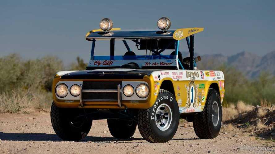 1969 Ford Bronco Big Oly Parnelli Jones Baja 1000 Winner 1971-72