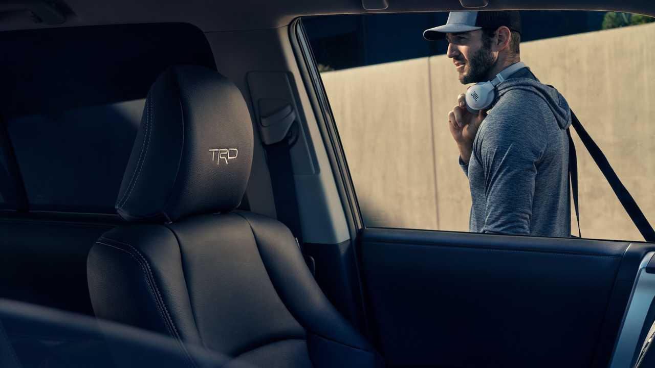 2022 Toyota 4Runner TRD Sport Interior