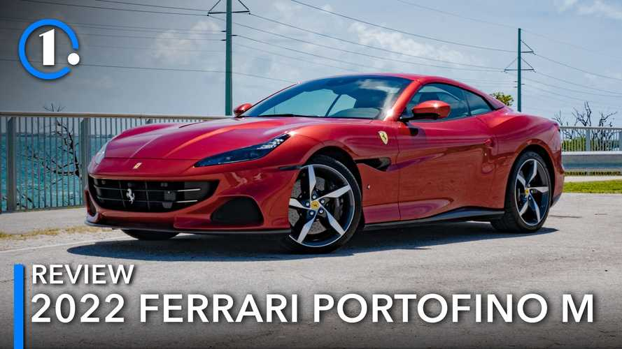 2022 Ferrari Portofino M First Drive Review: Key To Happiness