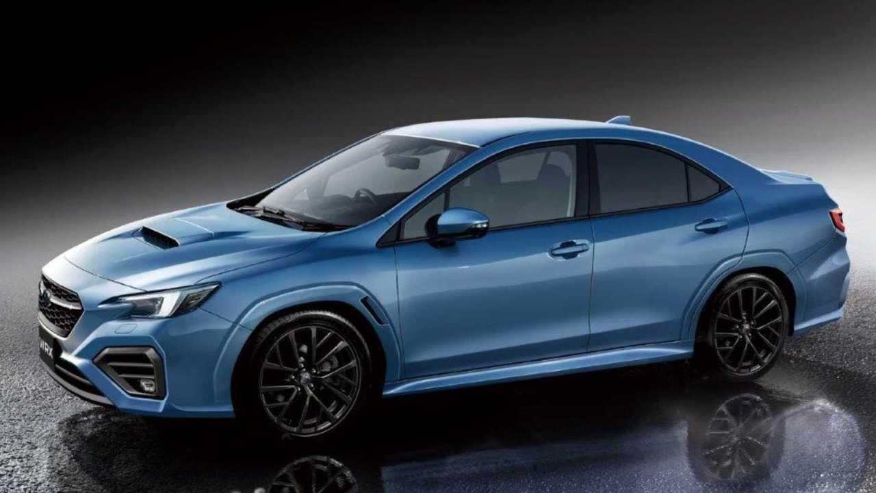 Leaked Subaru WRX pictures