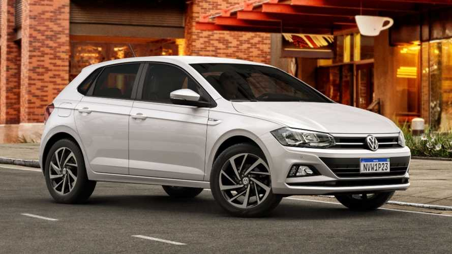 Volkswagen Polo e Virtus 2022 têm preços a partir de R$ 66.120