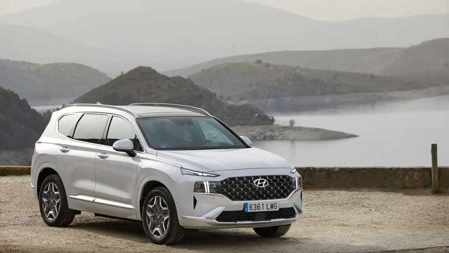 Hyundai Santa Fe 2021, probamos el interesante híbrido enchufable