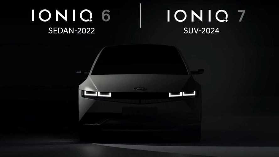 Hyundai Ioniq 6, Mayıs-Haziran 2022'ye ertelendi