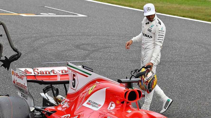 """Lewis Hamilton, un """"super espion"""" à l'œil de lynx"""