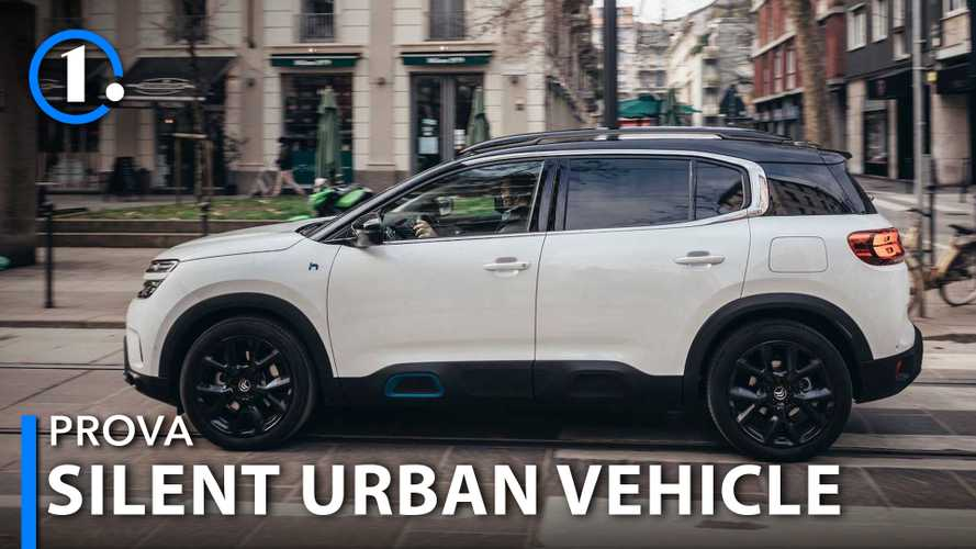 Citroen C5 Aircross Plug-in, la prova dell'ibrida francese
