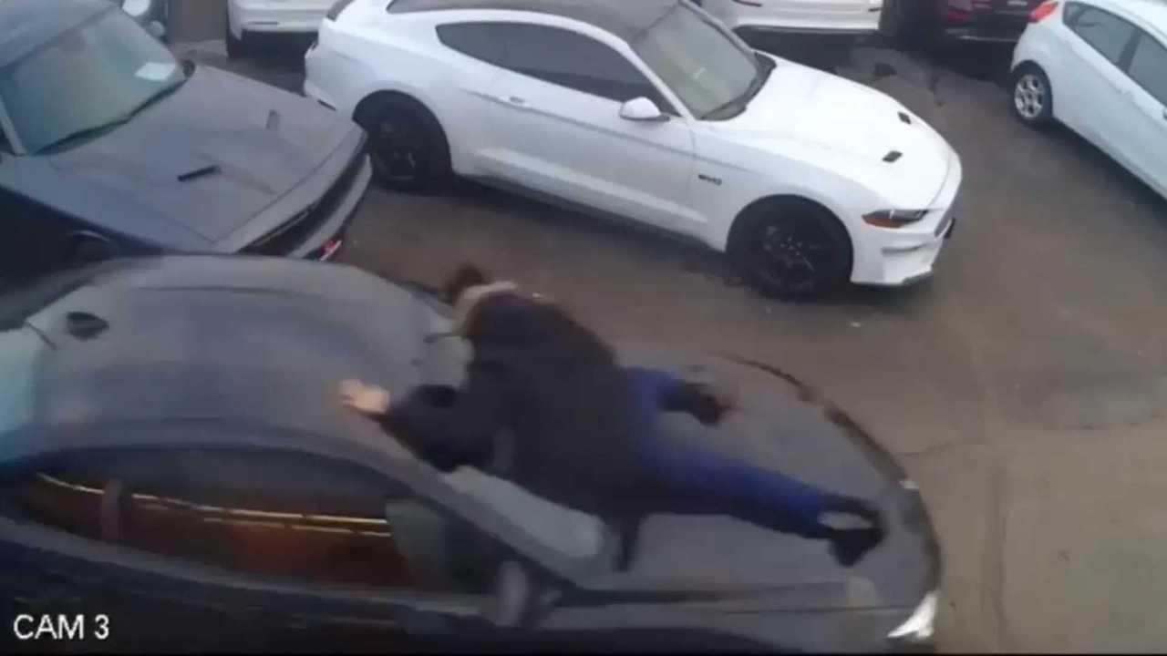 BMW lopás Kanada