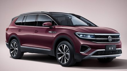VW Talagon (2021) für China: Riesen-SUV mit Sechszylinder
