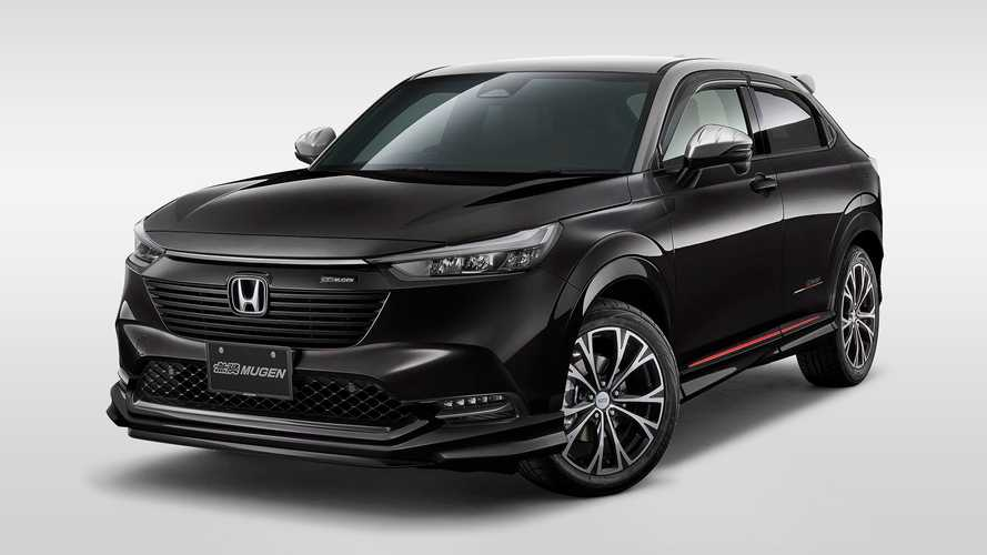 New Honda HR-V Looks Attractive With Sporty Mugen Upgrades
