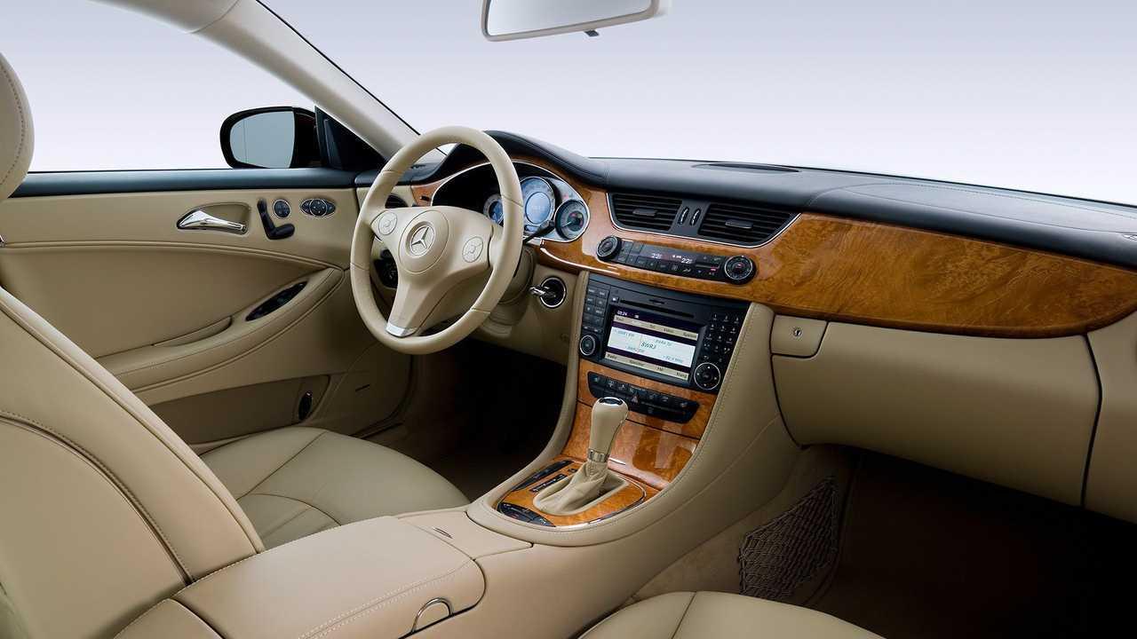 Mercedes CLS prima generazione (C219 - 2004-2009)