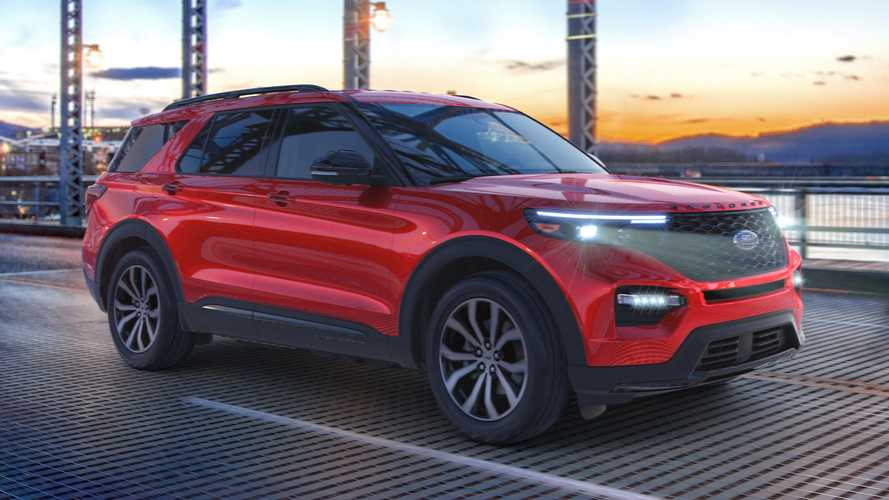 Ford Explorer Gains Three New Versions, Including Cheaper ST Model