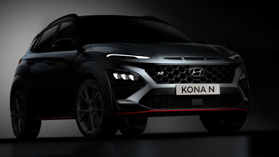 Hyundai Kona N Confirmed To Get Eight-Speed Dual-Clutch Gearbox
