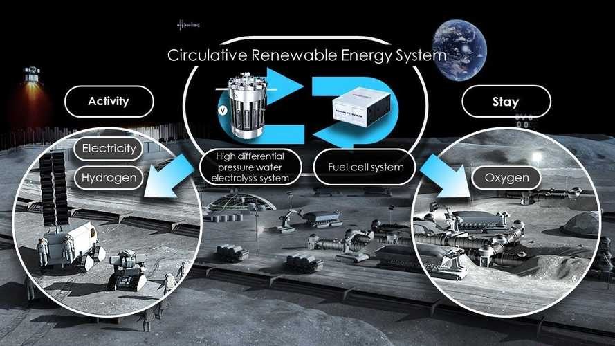 Honda поможет исследователям космоса с источниками энергии