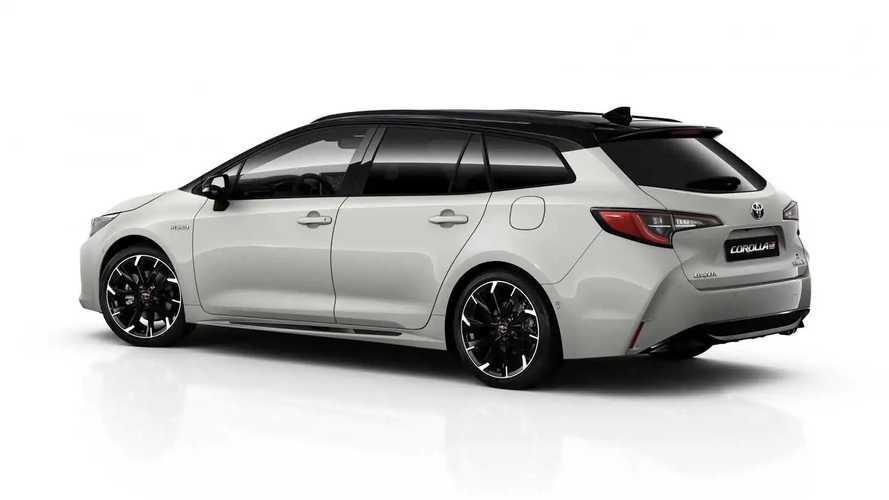 Toyota Corolla Touring Sports GR SPORT: híbrido... y deportivo