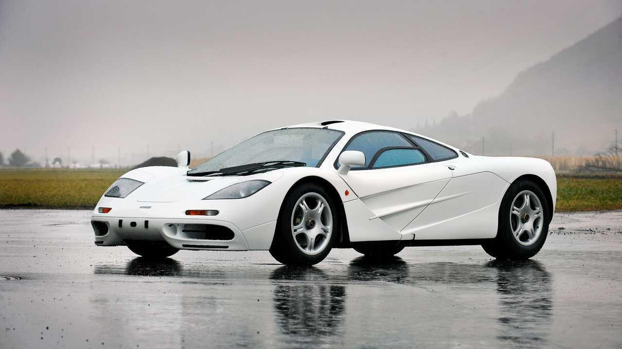 McLaren F1 - 1993