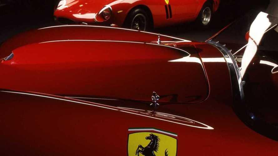 Motorsport Images acquisisce foto di una collezione Ferrari