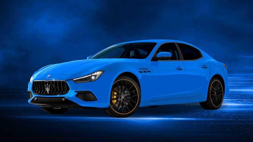Maserati Levante e Ghibli F Tributo