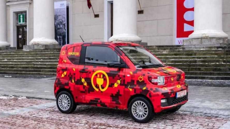La voiture électrique la plus vendue au monde arrive en Europe