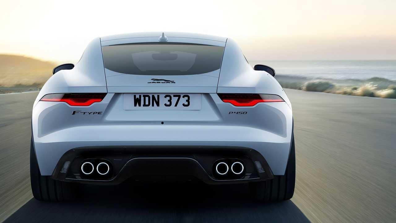 Jaguar F-Type обновили для США