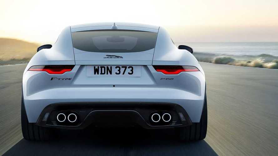 Jaguar лишил F-Type всех двигателей, кроме V8 (пока только в США)