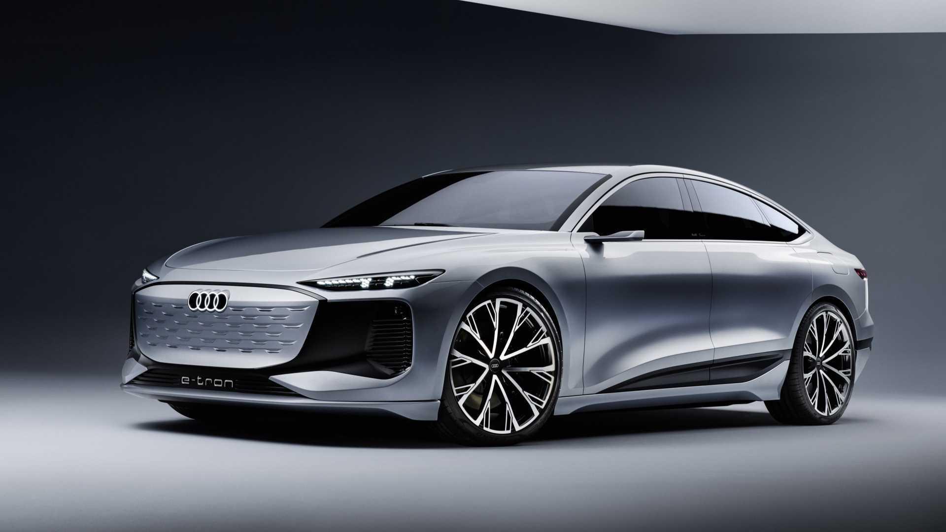 Audi, A6 E-Tron konseptini tanıttı!