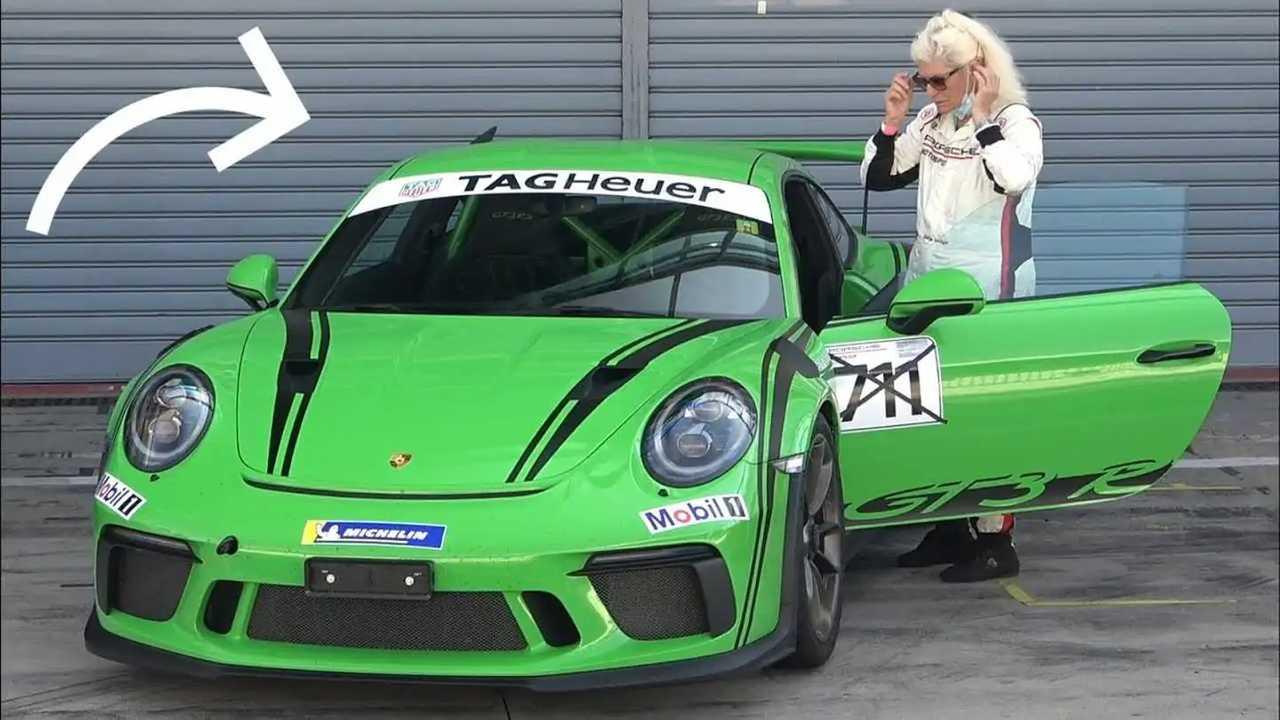 nonna Porsche 911 GT3 RS